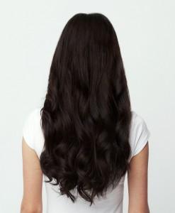 Çıt Çıt Saç 8 Parça Doğal İşlem Görmemiş Gerçek Saç