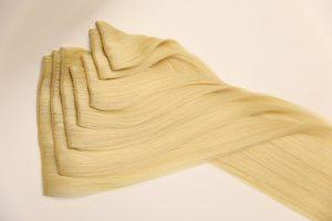 çıt çıt gerçek insan saçı